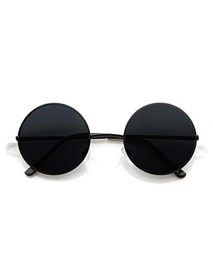rounded sunglasses